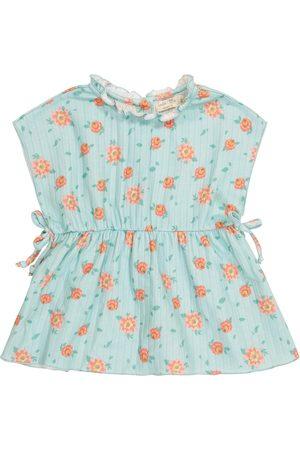 Louise Misha Angika floral cotton top