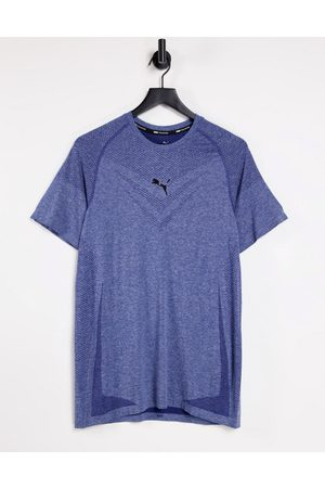 PUMA Training Evo Knit t-shirt in