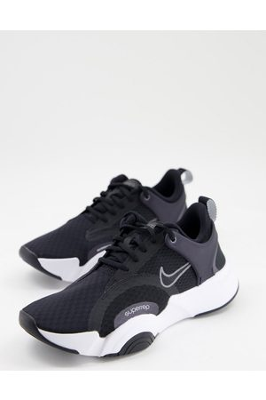 Nike SuperRep Go 2 trainers in with white