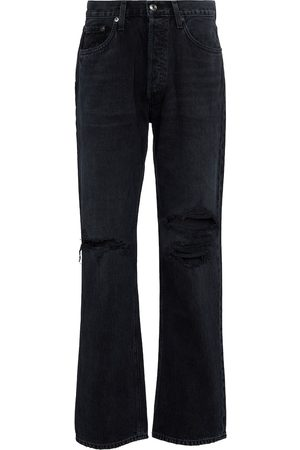 AGOLDE Lana high-rise straight jeans