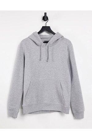 Brave Soul Overhead hoodie in light marl