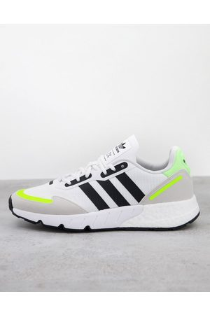 adidas Men Sneakers - ZX 1K Boost trainers in and black