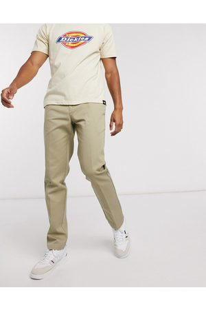 Dickies 872 slim fit work trousers in khaki