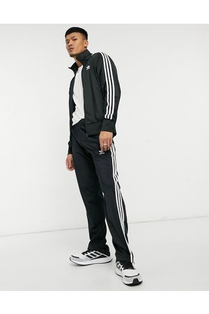 adidas Men Joggers - Adicolor Firebird three stripe joggers in
