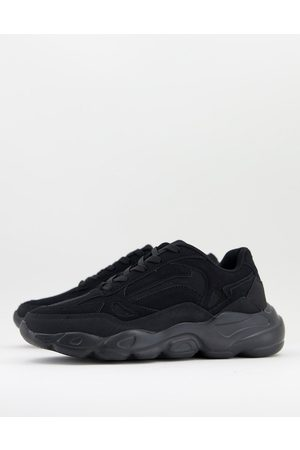 ASOS Trainers in with chunky sole