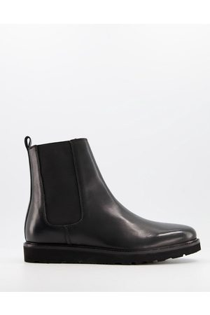 Schuh Men Boots - Daley wedge lace up boots in