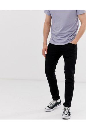 Jack & Jones Intelligence Glenn slim tapered fit jeans in