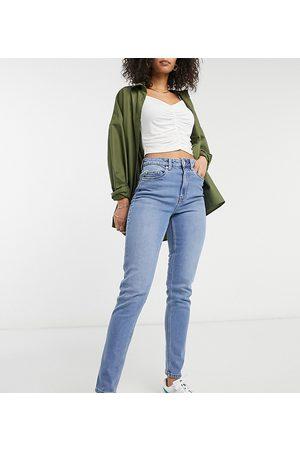 Vero Moda Joana mom jeans in light