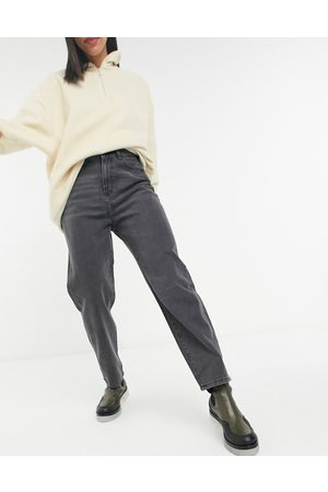 Noisy May Women Boyfriend - Brooke baggy dad jeans with high waist in