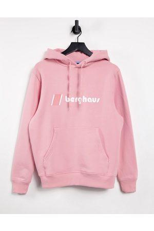 Berghaus Heritage logo hoodie in