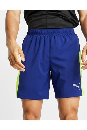 PUMA Men Sports Shorts - Running Favourite short in with under layer tight