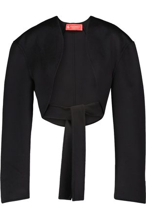 Peter Do Wool bolero jacket
