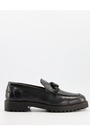 River Island Chunky loafer in