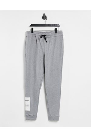 Religion Plain patch joggers in light