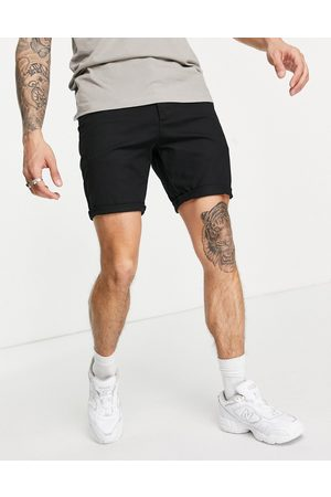 ASOS Skinny chino shorts in