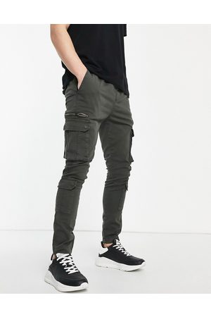Good For Nothing Skinny cargo trousers in