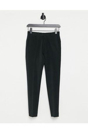 ASOS DESIGN Men Chinos - Super skinny cropped smart trouser in