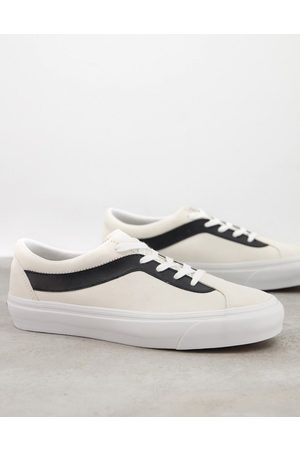 Vans Bold Suede trainers in white and