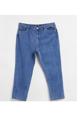 Missguided Riot high waisted mom jeans in