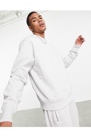 adidas X Pharrell Williams premium sweatshirt in light