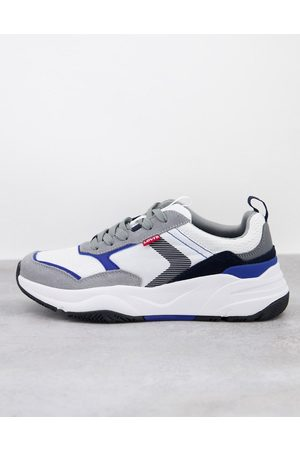 Levi's Levi eastman chunky runner trainers in