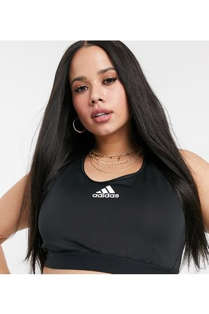 adidas Women Sports Bras - Adidas Training Plus medium support sports bra in