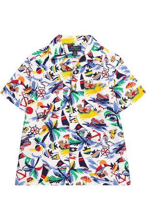 Ralph Lauren Printed cotton shirt