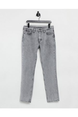 Levi's Levi's Skateboarding 511 slim fit jeans in pitch wash