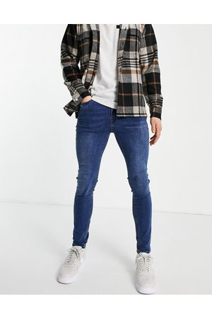 New Look Super skinny jeans in mid