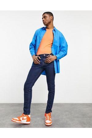 ASOS Men Skinny - Skinny jeans in flat dark wash