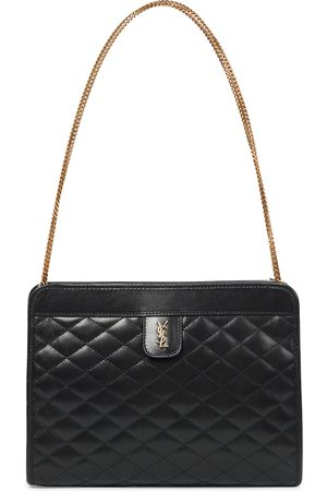 Saint Laurent Victoire leather shoulder bag