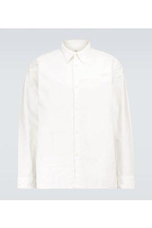 VISVIM Travail Crash long-sleeved shirt