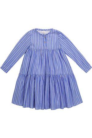 MORLEY Hippie Waldo striped cotton dress
