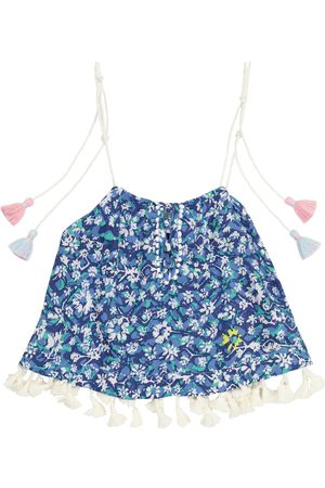 POUPETTE ST BARTH Girls Tops - Exclusive to Mytheresa – Mara floral top
