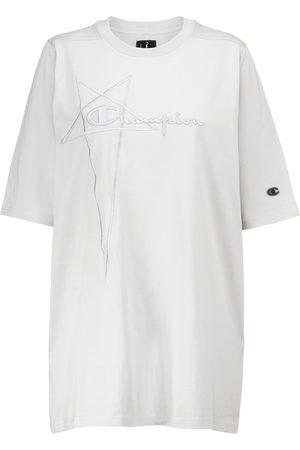 Rick Owens X Champion® cotton jersey T-shirt