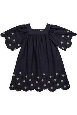 Tartine Et Chocolat Broderie anglaise cotton dress