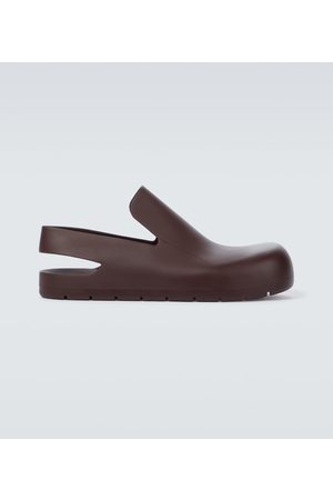 Bottega Veneta Puddle rubber sandals