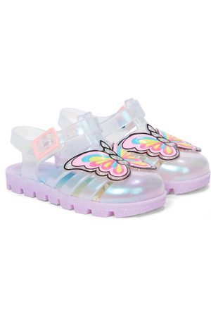 SOPHIA WEBSTER Unicorn Jelly sandals