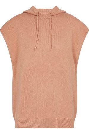 Frankie Shop Women Jumpers - Juno wool-blend hoodie