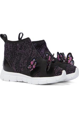 SOPHIA WEBSTER Riva sock sneakers