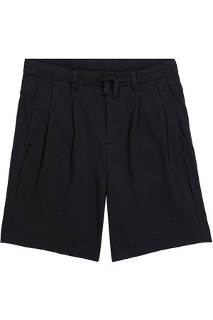 Emporio Armani Cotton-blend shorts