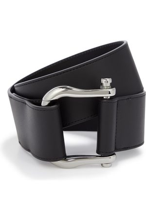 GABRIELA HEARST Saddle leather belt