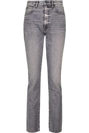 SLVRLAKE Beatnik high-rise slim jeans