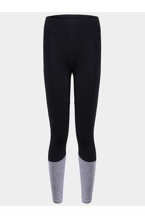 YOINS Active Stitching Design Quick Drying Elastic Leggings in