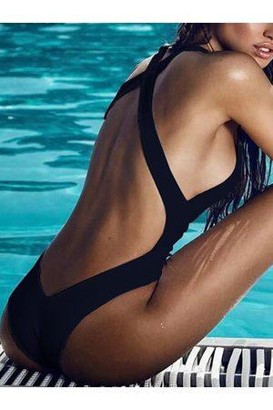 YOINS Sexy Backless Swimwear