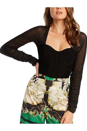 YOINS Women Long Sleeve - Square Neck Long Sleeves Bodysuit