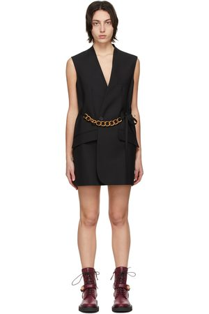 Givenchy Wool Chain Dress
