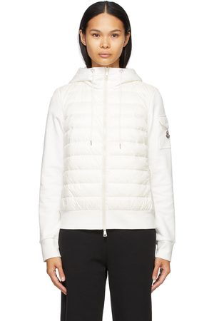 Moncler Down Jersey Cardigan Jacket