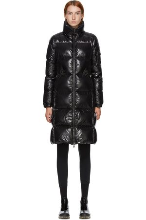 Moncler Down Shiny Moyadons Long Coat