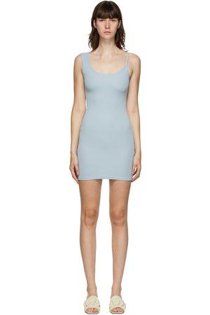 Christopher Esber SSENSE Exclusive Asymmetric Strap Mini Dress